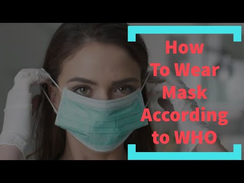 how-to-wear-mask-properly-|-according-to-who-|-khm