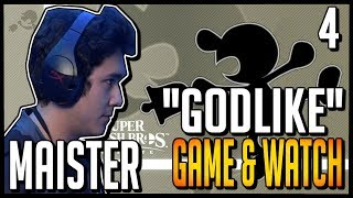 MAISTER MAKING MR GAME & WATCH LOOK *GODLIKE* #4