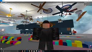 ROBLOX: Video Tour dos ventiladores de teto no display CFC (2008, parte 2, remake 720p60fps)