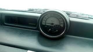 Зняття приладової панелі. Toyota bb