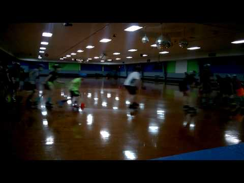 2/7/18 - Quad practice @ Skateland USA in Clemmons, NC (Pace)