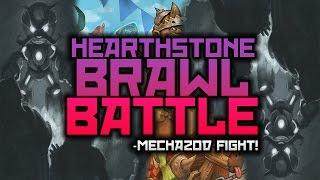 Hearthstone Brawl Battle: Epic Raiding! (Rage vs Hollow)