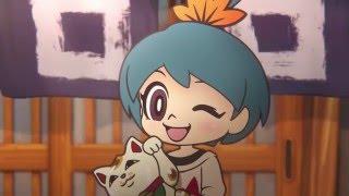3分で笑えてお腹もへるアニメ「オニズシ」トレーラー