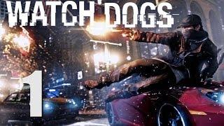 Watch Dogs прохождение с Карном. Часть 1