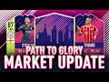 PATH TO GLORY MARKET UPDATE #2 | FIFA 18 TRADING TIPS | FIFA 18 ULTIMATE TEAM