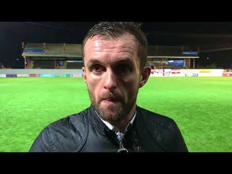 Nathan Jones on the 4-1 win at Exeter City