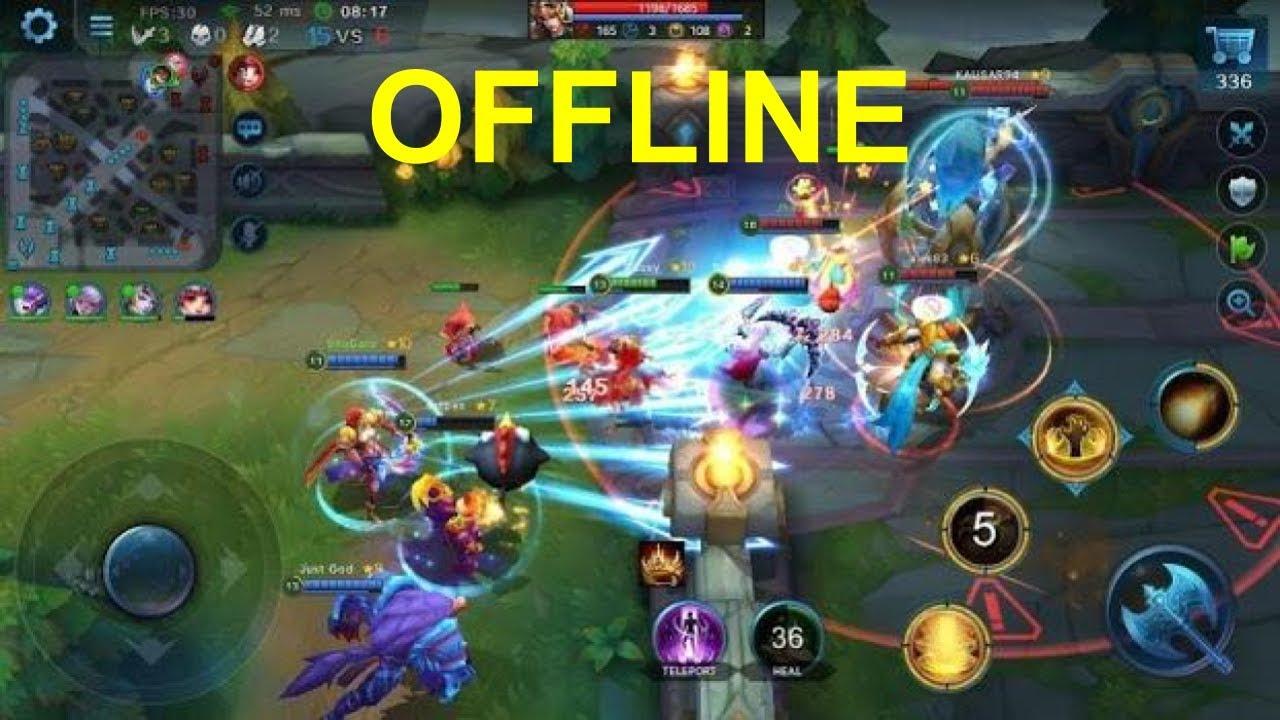 5 Game Offline Mirip Mobile Legends Ini Sangat Seru Saat Dimainkan Ervika Youtube