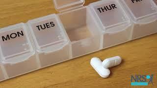 7 Day Pill Organiser Review