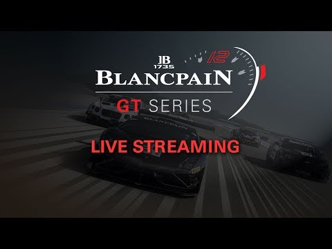 LIVE - Qualifying  Race  - Hungary - Blancpain Gt Series - Sprint Cup - English