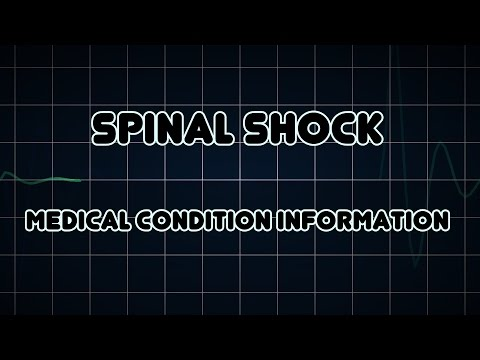 Spinal shock (Medical Condition)