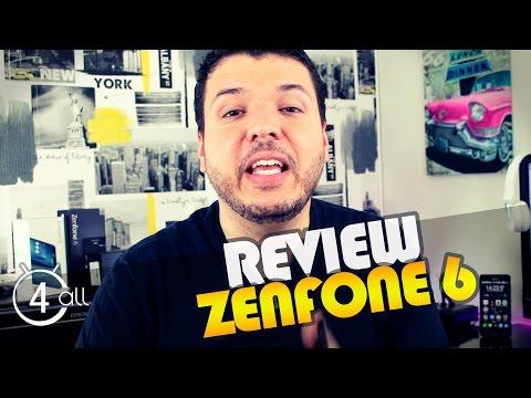 Asus Zenfone 6 - Review completa (Português)