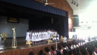 Samugannam - Visakha Vidyalaya Senior Prefects 2012/2013