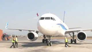 Himalaya Airlines 1st Aircraft Delivery Ceremony  9th March 2016   Final Video
