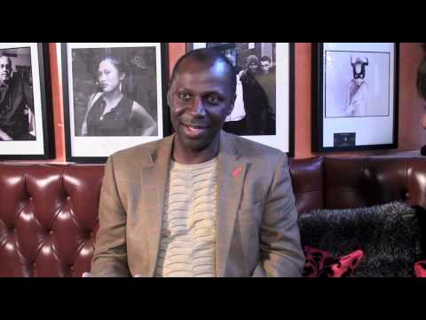 Cyril Nri interview Lifestyle Show