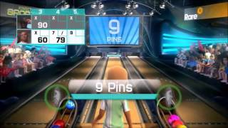 Kinect Sports - Bowling (my version) #4