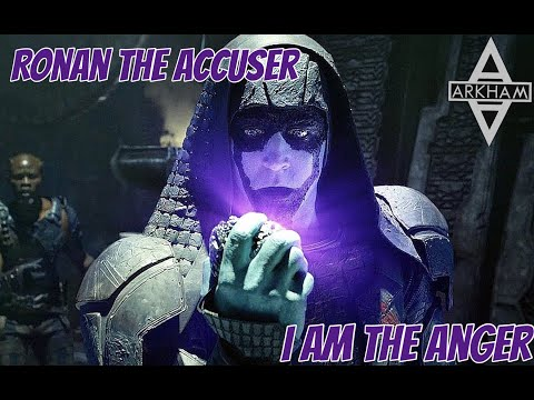 Ronan The Accuser Tribute