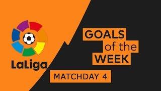 La Liga Goals & Highlights (Commentary) | Matchday 4 | 2018/19