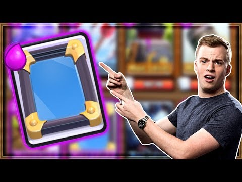 Clash Royale - MIRROR MADNESS! Oldschool Deck