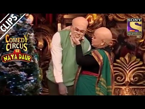 Bharti And Siddarth Recreate 'Paa' | Comedy Circus Ka Naya Daur