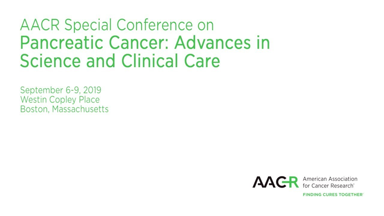 Upcoming AACR Meeting Focuses on Recent Advances in