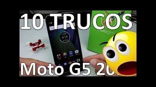 10 Trucos para Motorola Moto G5 2017 Consejos Trucos Ocultos Y Novedades