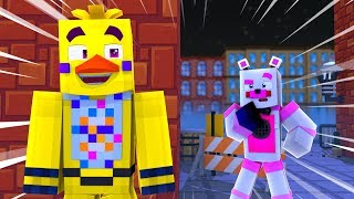 The Search For Chica ?!   Minecraft FNAF Roleplay
