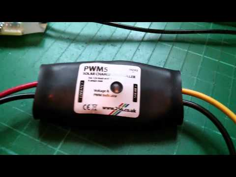 Autopsy Faulty Pwm5 Solar Charge Controller Doovi