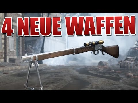 Martini Henry mit Sniper Scope... Battlefield 1