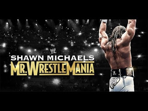 WWE 2K18 | MR WRESTLEMANIA | SHAWN MICHAELS VS CHRIS JERICHO | WRESTLEMANIA XIX