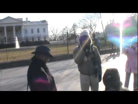 01-24-11Rally In front of the Whitehouse organized by Thamil Organizations in the USA