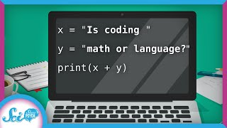 Is Coding a Math Skill or a Language Skill? Neither? Both?