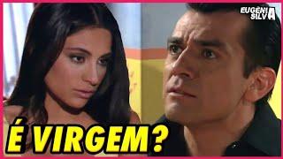 Rogério DESCOBRE que Ana Paula é VIRGEM e se SURPREENDE em 'A Que Não Podia Amar' | por ES