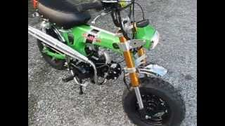 1971 CT70 With Lifan 140