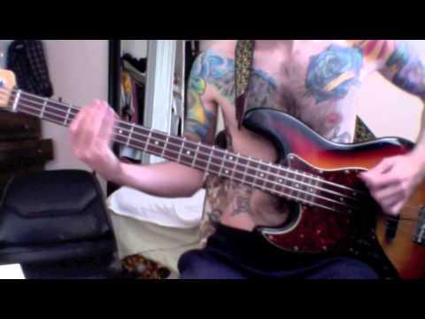 My Secret Identity Theme (bass cover)