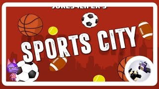 Roblox Sports City FIFA Soccer Twitch Challenge!