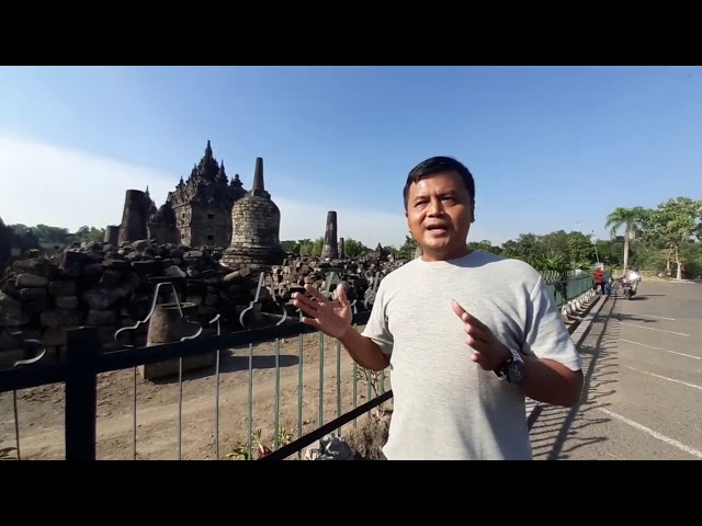 Candi Plaosan : Taj Mahalnya Indonesia