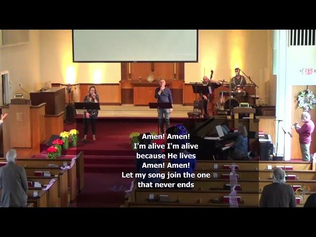 Ashland Church - Sunday Service 10:30am - April 18th, 2021