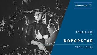 NOPOPSTAR Tech House Pioneer DJ TV Moscow