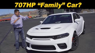 2020 Dodge Charger Hellcat | Crazy Goes Wide (body)