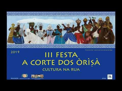 "III Festa ""A Corte dos Òrìsà"" - Almossamba"