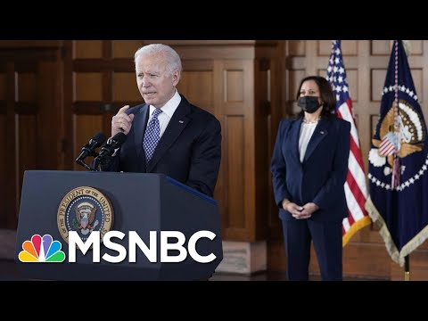 Biden And Harris Trip To Atlanta Was 'Incredibly Meaningful' | The 11th Hour | MSNBC