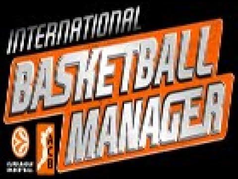International Basketball Manager Youtube