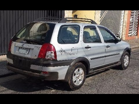 vendida palio weekend adventure 2007 youtube rh youtube com 1997 Fiat Palio manual fiat palio adventure 1.8 2006