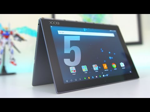 Top 5 Features of the Lenovo Yoga Book!