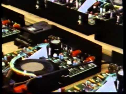 Naim Audio - Vintage Documentary Footage (1989)