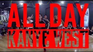 Kanye West - All Day | Choreography Dance by @JetValencia