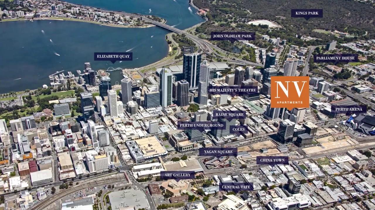 NV Apartments - 380 Murray Street, Perth WA 6000 - YouTube