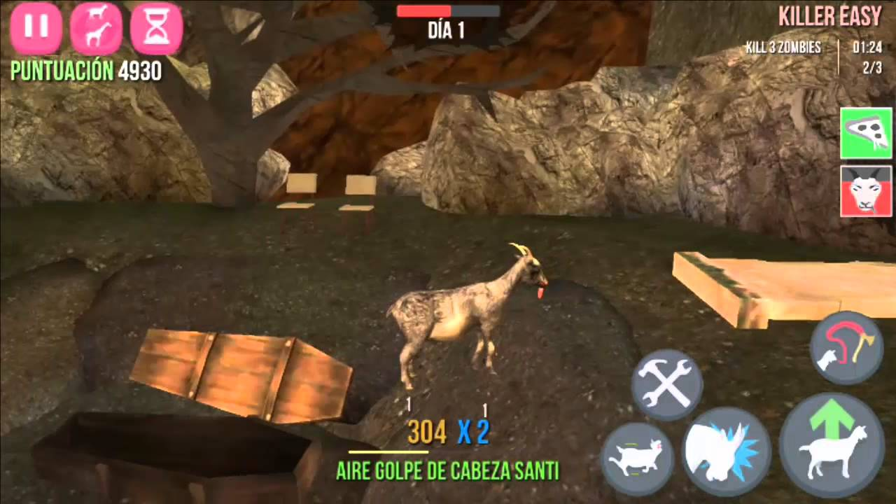 android file host goat simulator