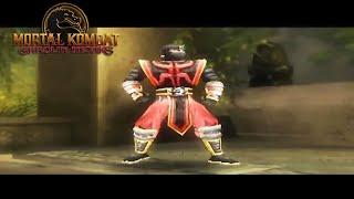 Mortal Kombat: Shaolin Monks - PS2 - The Warrior Shrine, Boss: Ermac - 17