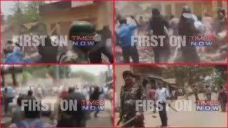 West Bengal panchayat election 2018 results: BJP, TMC workers clash in Birbhum